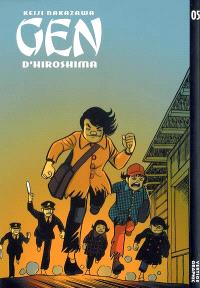Gen d'Hiroshima. Volume 5