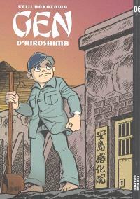 Gen d'Hiroshima. Volume 6