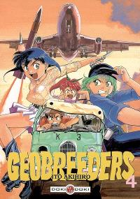 Geobreeders. Volume 4