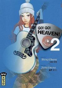 Go ! Go ! Heaven. Volume 2