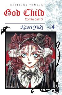 God child : comte Cain 5. Volume 4