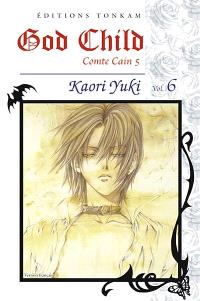 God child : comte Cain 5. Volume 6