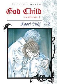 God child : comte Cain 5. Volume 8