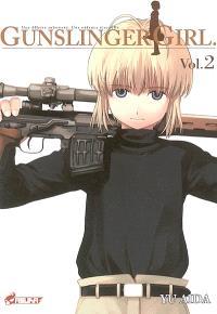 Gunslinger girl : une fillette robotisée, une enfance éternelle. Volume 2