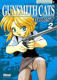 Gunsmith cats burst. Volume 2