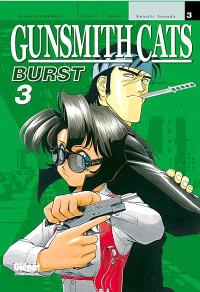 Gunsmith cats burst. Volume 3