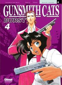 Gunsmith cats burst. Volume 4