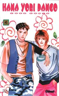 Hana Yori Dango. Volume 4