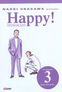 Happy !. Volume 3, Again and again...