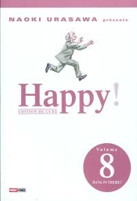 Happy ! : édition de luxe. Volume 8, Hang in there !!