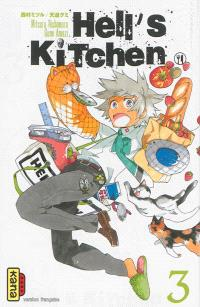 Hell's kitchen. Volume 3