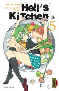 Hell's kitchen. Volume 5