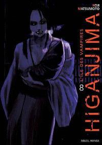 Higanjima : l'île des vampires. Volume 8