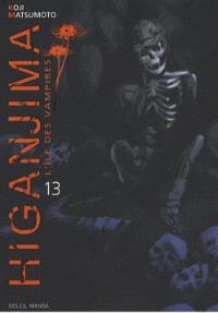 Higanjima : l'île des vampires. Volume 13