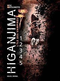 Higanjima, l'île des vampires : tomes 1 à 5