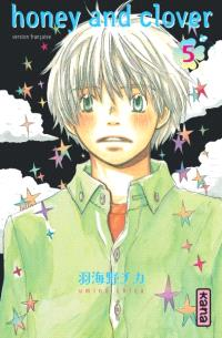 Honey and clover. Volume 5