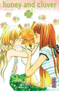 Honey and clover. Volume 8