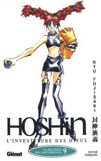 Hôshin : l'investiture des dieux. Volume 9, La décision des deux princes
