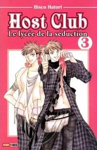Host club : le lycée de la séduction. Volume 3