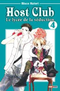 Host club : le lycée de la séduction. Volume 4