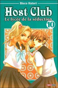Host club : le lycée de la séduction. Volume 10