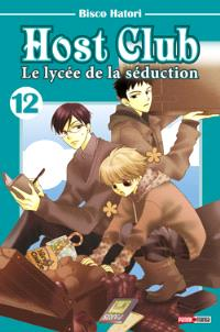 Host club : le lycée de la séduction. Volume 12