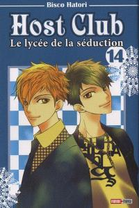 Host club : le lycée de la séduction. Volume 14