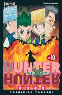 Hunter x Hunter. Volume 10
