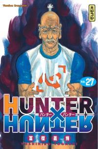 Hunter x Hunter. Volume 27