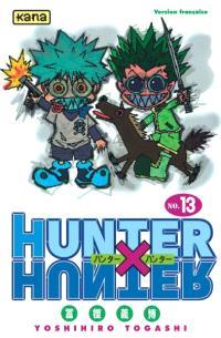 Hunter x Hunter. Volume 13