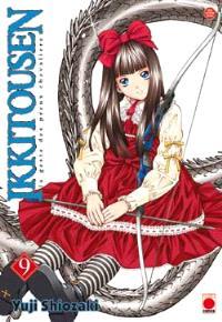 Ikkitousen : la geste des preux chevaliers. Volume 9