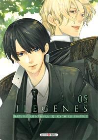 Ilegenes. Volume 5