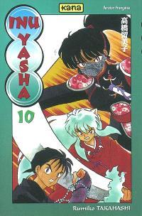Inu-Yasha. Volume 10