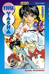 Inu-Yasha. Volume 26