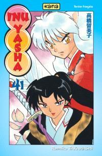 Inu-Yasha. Volume 41