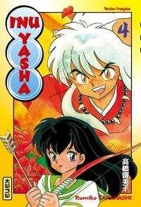 Inu-Yasha. Volume 4