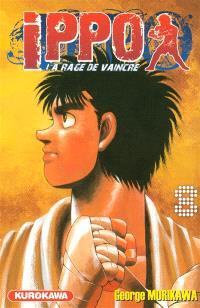 Ippo : la rage de vaincre. Volume 8