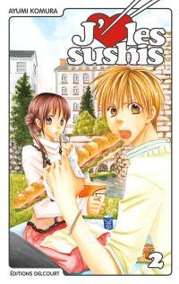 J'aime les sushis. Volume 2