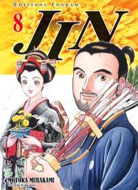 Jin. Volume 8