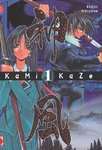 Kamikaze. Volume 1
