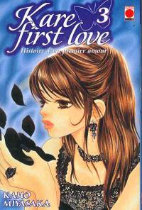 Kare first love : histoire d'un premier amour. Volume 3
