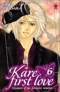Kare first love : histoire d'un premier amour. Volume 6