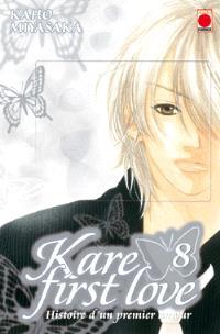 Kare first love : histoire d'un premier amour. Volume 8