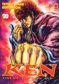 Ken : fist of the blue sky. Volume 20