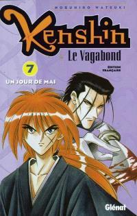 Kenshin, le vagabond. Volume 7, Un jour de mai