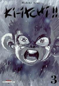 Ki-Itchi !!. Volume 3