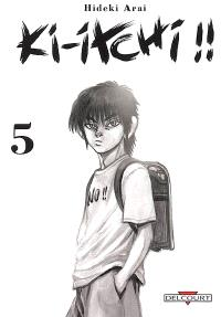 Ki-Itchi !!. Volume 5