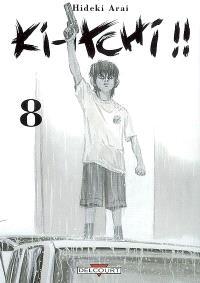 Ki-Itchi !!. Volume 8