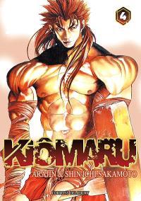 Kiômaru. Volume 4