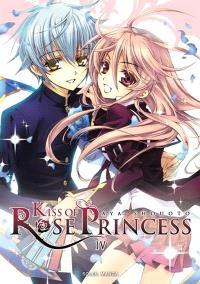 Kiss of Rose Princess. Volume 4